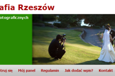 Katalog usług fotograficznych